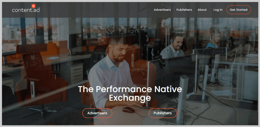 content-ad homepage 2019