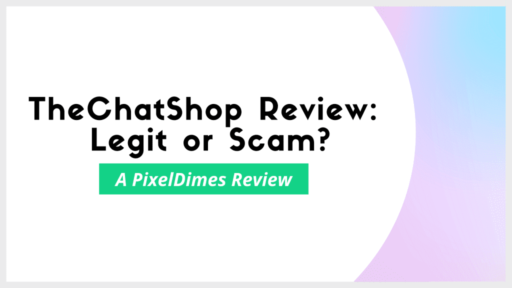 TheChatShop Review