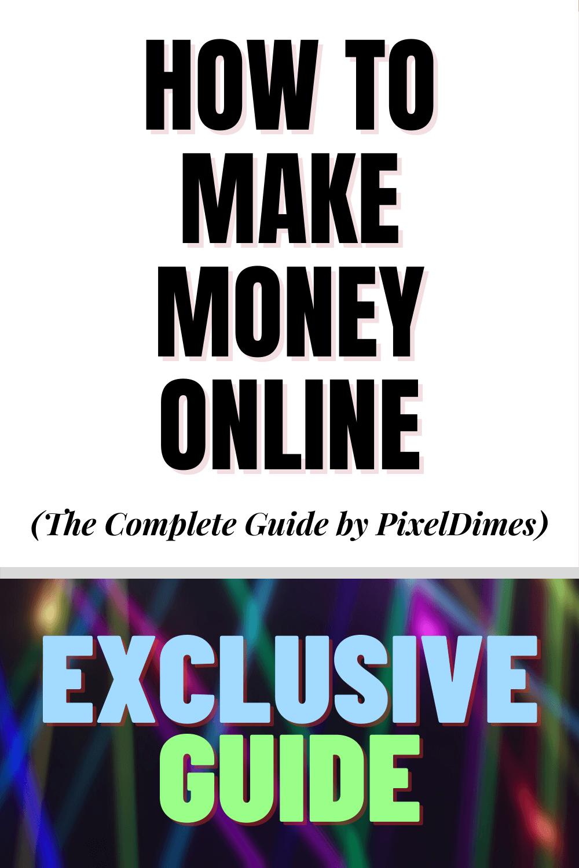 Make Money Online  in 2021