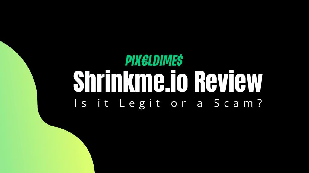 Shrinkme.io Review
