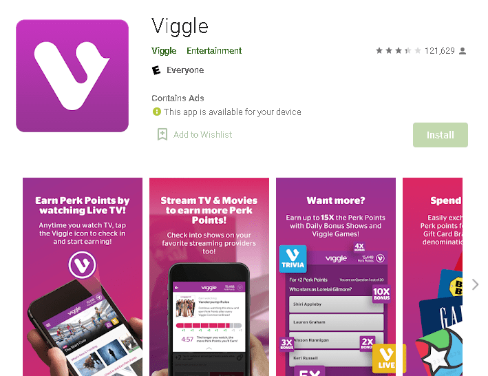 Viggle App