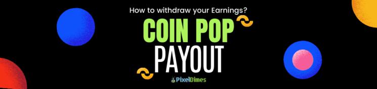 Coin Pop Payment Methods
