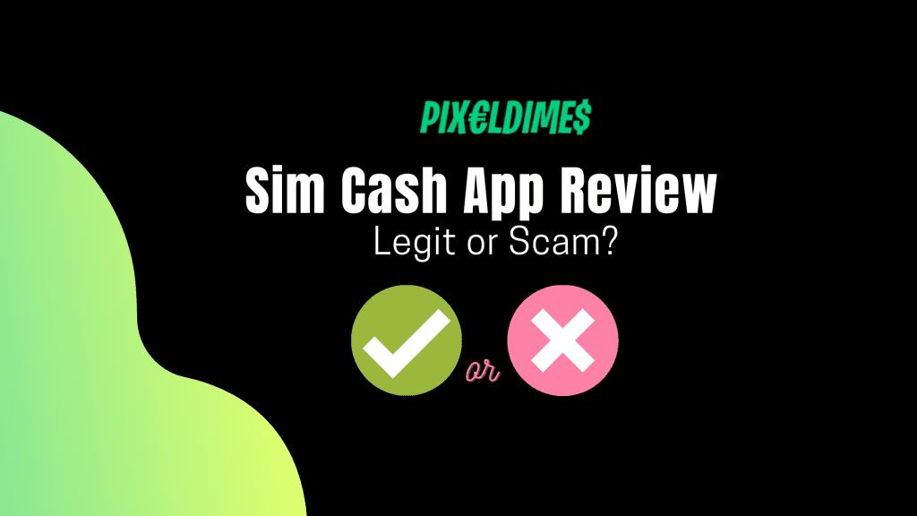 Sim Cash App Review