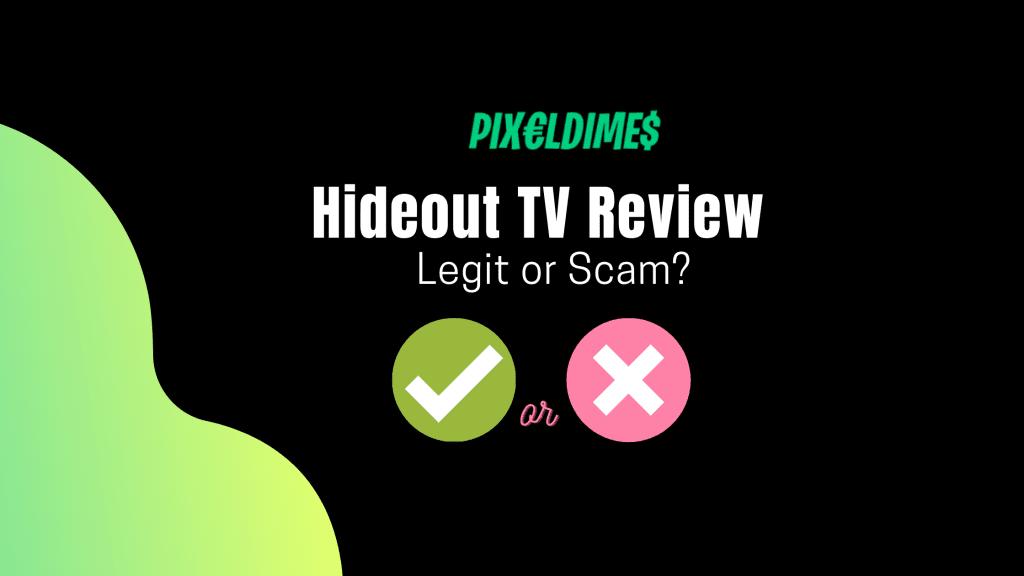Hideout TV Review