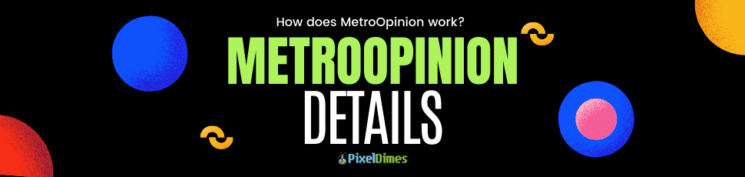 How does Metro Opinion work?