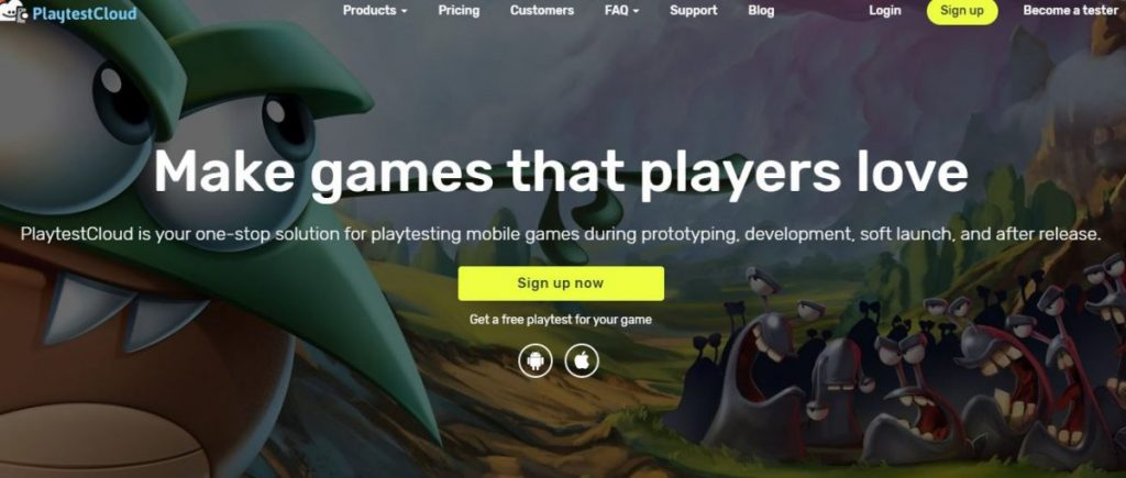 Play Test Cloud Review