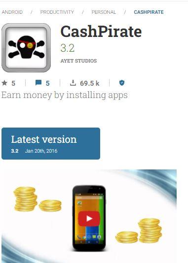 Cashpirate App Review