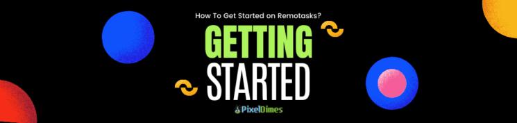 Get Started on Remotasks