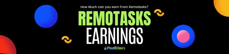 Remotasks Earning Potential