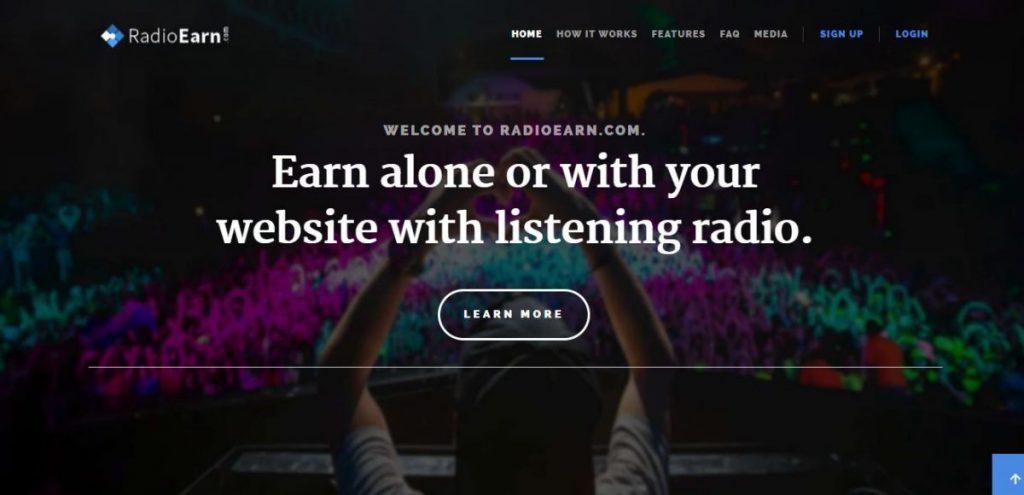 RadioEarn Review