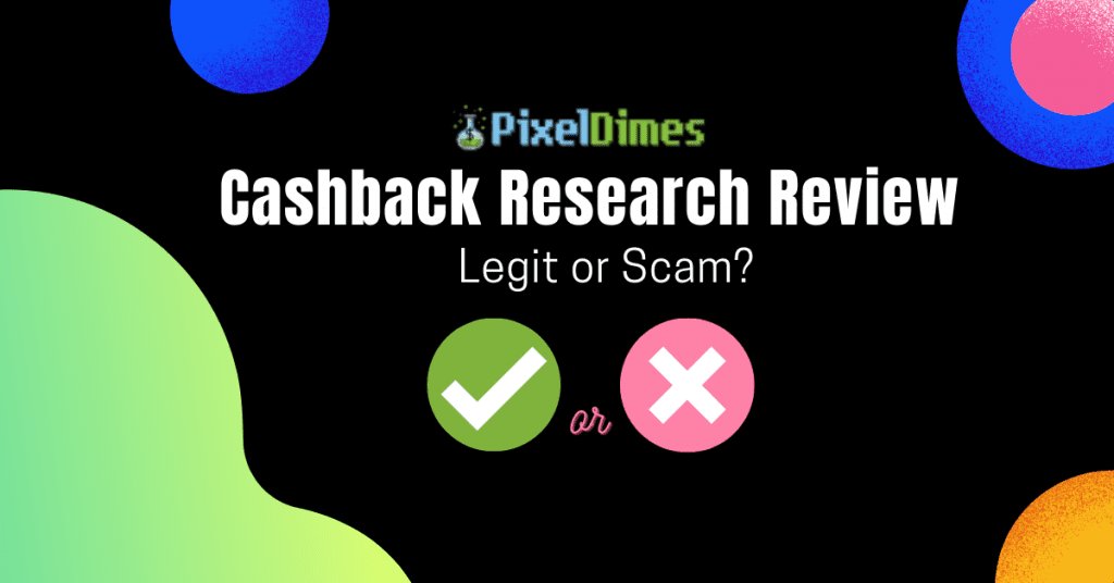 Cashback Research Review
