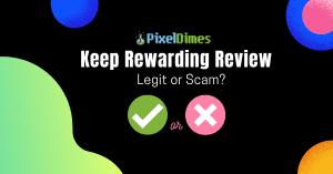 Keep Rewarding Review