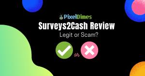 Surveys2Cash Review